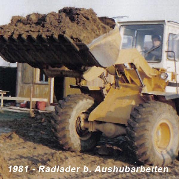 1981 Radlader